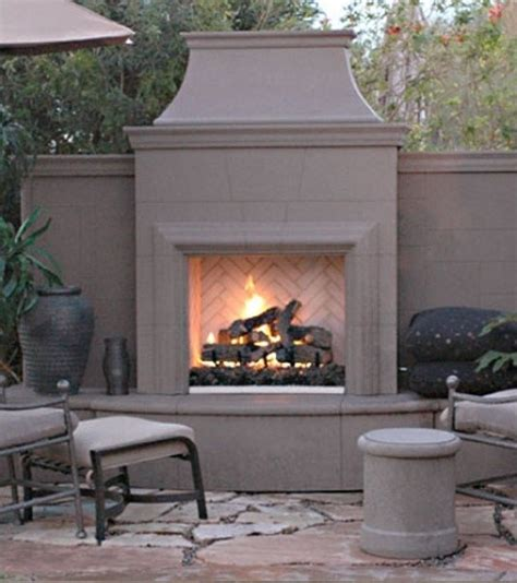 outdoor fireplace supplies grand cordova outdoor fireplace traditional