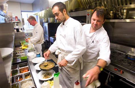 working in a restaurant kitchen foodie knowledgefoodie knowledge