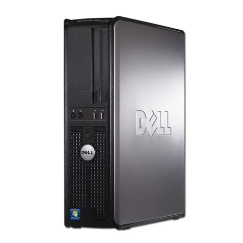 Cpu Windows 7 Pro Merk Dell Optiplex 380 Ram 2 Gb dell optiplex 380 desktop computer refurbished used