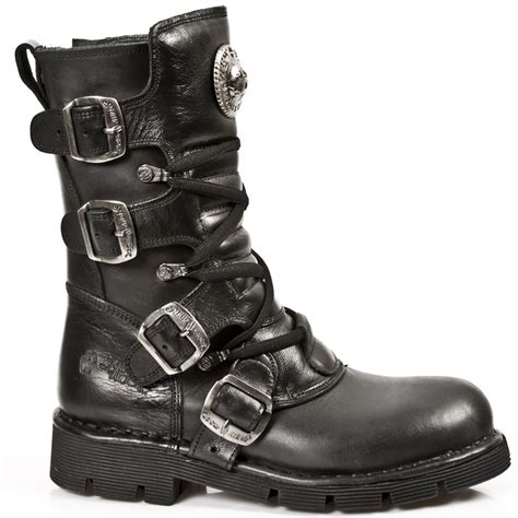 rock boots for new rock boots m 1473 itali black nomada black