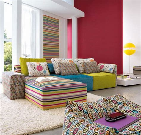 modern full colors and contemporary living room sofa sets