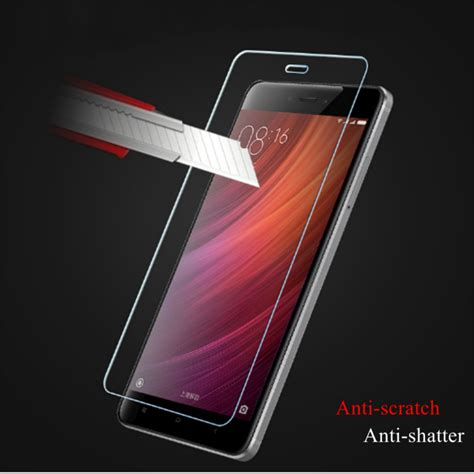 Tempered Glass Redmi 3x 2pcs 9h anti scratch tempered glass screen protector for xiaomi redmi 3 3s 3x 3 pro 5