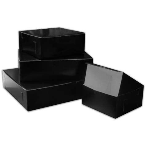 safe cake tbk black food safe cake boxes