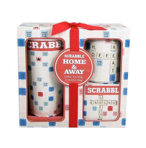 buy scrabble hasbro scrabble coffee eco mug ceramic cup home and away