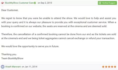 bookmyshow faq how to cancel a ticket on book my show quora