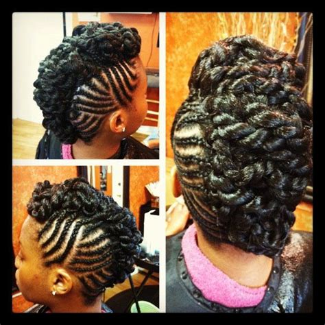 marley hair mohawk style 25 best ideas about marley twists updo on pinterest big