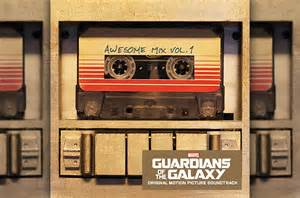Billboard 200 chart moves guardians on cassette cashes in