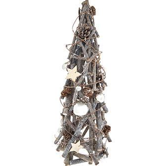 frosted christmas tree decoration christmas candle