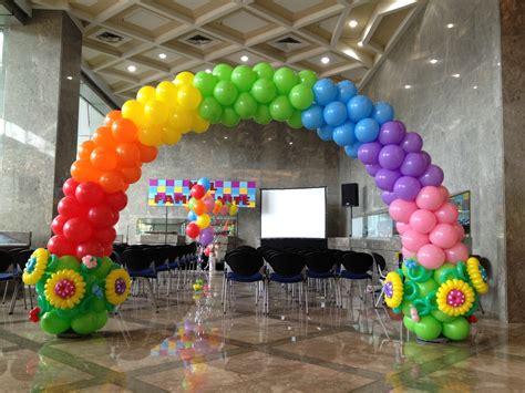 balloon decoration at home valio balionai dekoracijos jūsų šventei