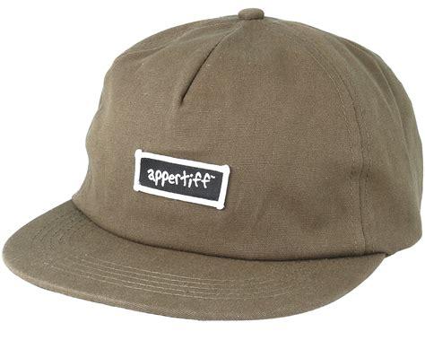 Cap Snapback Green Army Topi Snapback Green Army drifter green snapback appertiff caps hatstoreworld