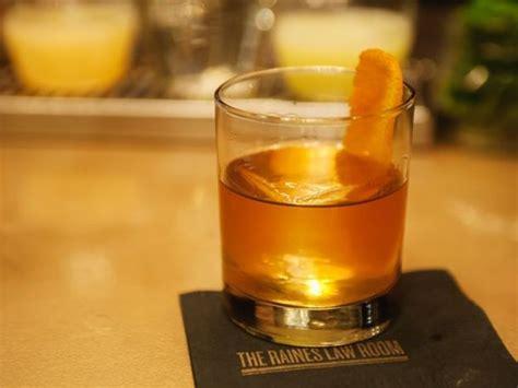 quot pioneer spirit quot fashioned cocktail recipe dishmaps - Pioneer Cocktail