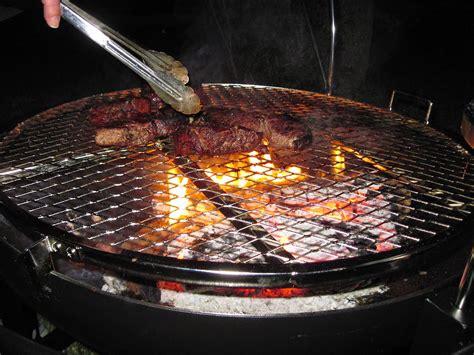 rivergrille cowboy fire pit grill fire pit design ideas