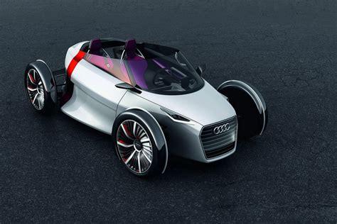 kereta audi audi sportback spyder concept funtasticko