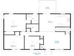 Unique House Plans With Open Floor Plans Ranch House Floor Plans Unique Open Floor Plans Easy To Build Floor Plans Mexzhouse