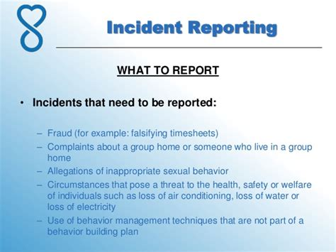 Incident Report Exle Verbal Abuse 7 Incident Reporting