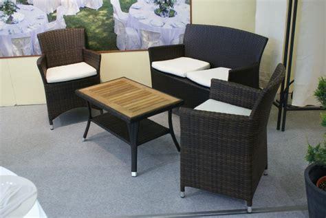 divanetti in vimini da esterno mobili e arredamento divanetti in rattan