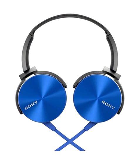 Headseat Sony Mdr Xb450 buy sony mdr zx110ap zx series bass smartphone