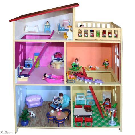 Maison A Decorer by Kit Maison De Poup 233 E En Bois 224 D 233 Corer Meuble Miniature