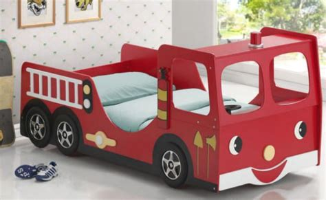 fire truck beds my first fire engine bed from the bean bag store fits a