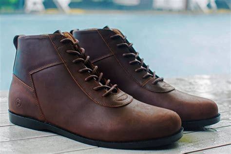 Sepatu Casual Kulit Clemz 01 Brown sepatu kulit asli buena brown mall indonesia