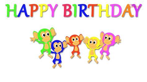 Singing Birthday Cards For Children Birthday Songs Birthday Wishes Youtube