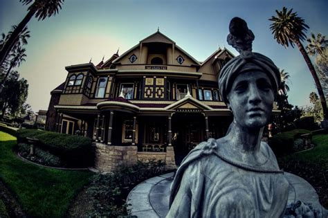 winchester mystery house story the story of sarah winchester and her haunted mansion