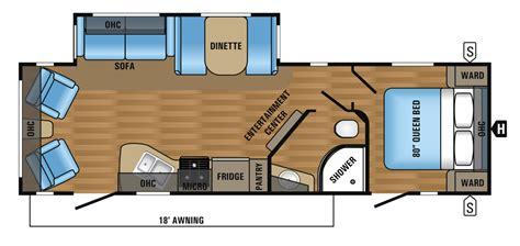 Jayco Jay Flight Floor Plans by 2017 Jay Flight 28rls Jayco Inc