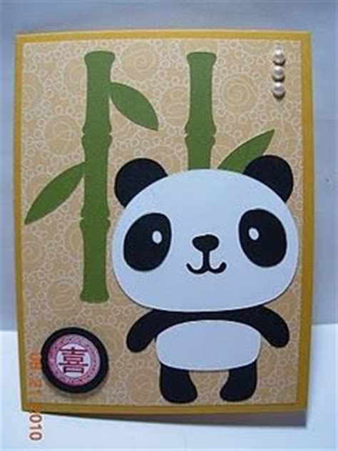 How To Make A Panda Out Of Paper - best 25 panda craft ideas on panda themed