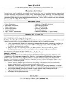 Sample Consultant Resume Best Consulting Resumes Example Resume Writing Services