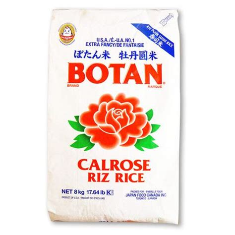 botan rice botan calrose rice walmart ca