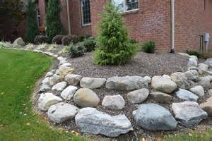 Weight Yard Gravel Large Haydite Rock Indianapolis Decorative Rock Mccarty