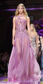 lara stone  plunging cut  fairytale gown