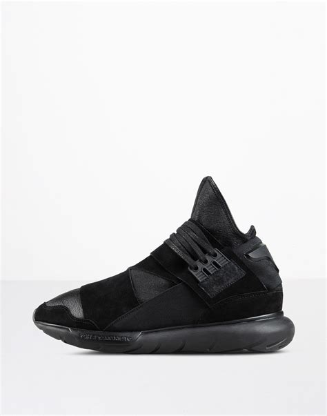 y 3 shoes y 3 qasa high for adidas y 3 official store