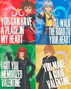 kingdom hearts valentines kingdom hearts on kingdom hearts vanitas and