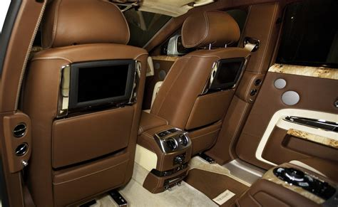 rolls royce white inside mansory rolls royce white ghost limited 12