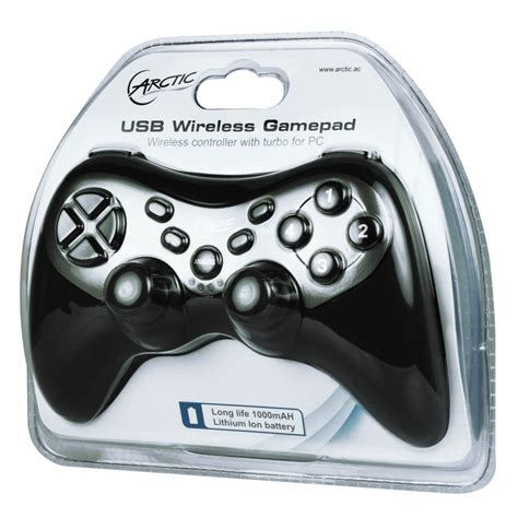 Gamepad Wireless arctic usb wireless gamepad wireless pc controller