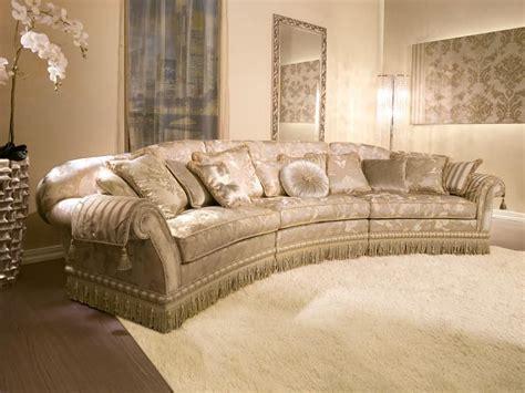 divanetti classici divano capitonn 232 in stile classico di lusso idfdesign