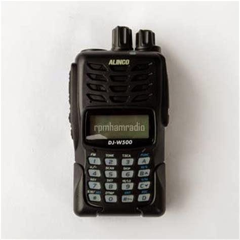 Jual Ht Alinco Dj W500 Dual Band Baru Radio Komunikasi Elektronik jual handy talky alinco dj w500