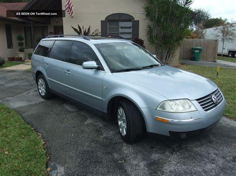 2001 Volkswagen Passat Wagon by 2001 Volkswagen Passat Gls Wagon Cheap Reliable Gas Saver