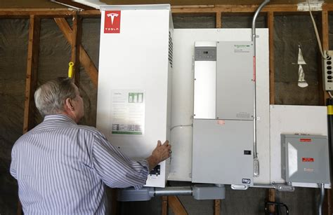 tesla unveils home business battery systems