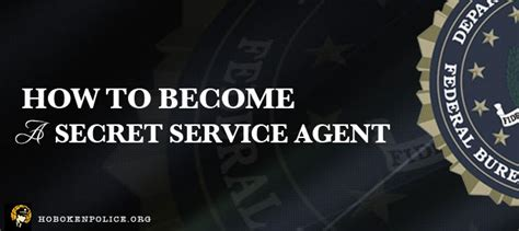 how to become a service how to become a secret service