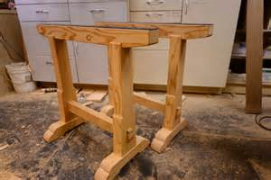 Free Small Woodworking Projects Easy by Woodworking Building Boss Saw Horses How To Youtube