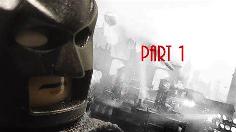 Kaos Batman Arkham City 1 lego batman arkham city part 1