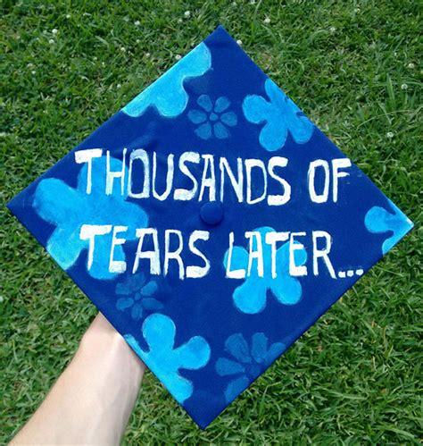 Grad Cap Decorations 15 Funny Graduation Cap Owners Who Will Go Far In Life