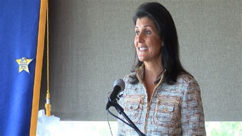 "Governor Nikki Haley on Bikefest: ""Big improvements over"