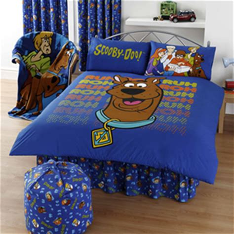 scooby doo bedding basics double duvet set review