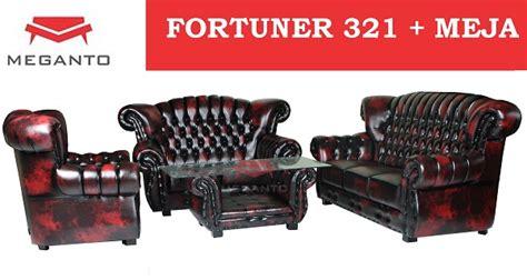 Sofa Fortuner kursi tamu sofa murah bangku tamu meubel mebel