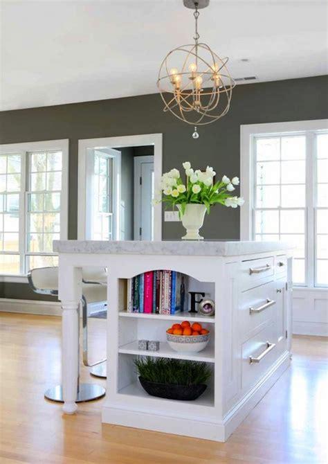 chelsea grey benjamin moore kitchen island bookshelf contemporary kitchen