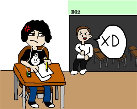 Mike Myers Kicked Out Of Class For Laughing At A Snarky Gossip 7 kicked out of class by superkittymikel on deviantart