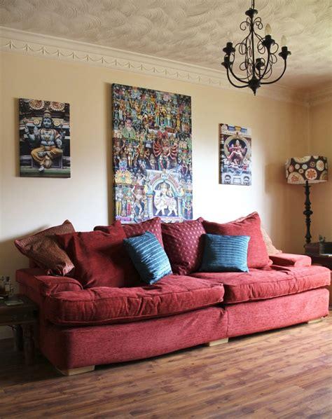 sofa färben wand grau modern